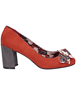 Ruby Shoo Pandora Blook Heeled Shoe