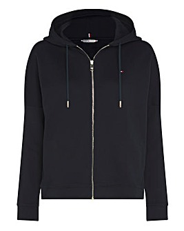 Tommy Hilfiger Relaxed Zip Hoodie