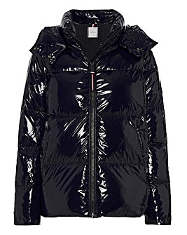 Tommy Hilfiger High Gloss Down Puffer