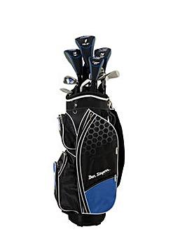 Ben Sayers M8 Package Set Blue (Cart Bag) Gr MRH