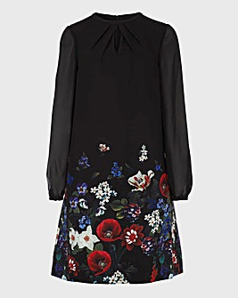 Hobbs Aura Popover Dress
