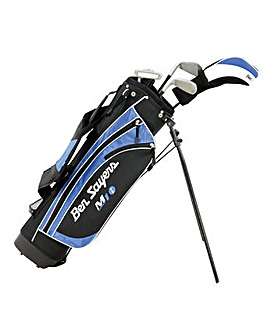 Ben Sayers M1i Junior Package (Stand Bag 5-8) Blue