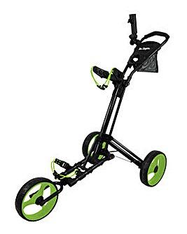 Deluxe 3-Wheel Easy-Fold Trolley