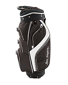 Ben Sayers DLX Cart Bag Black/White