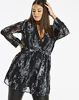 Religion Advance Tunic Dress