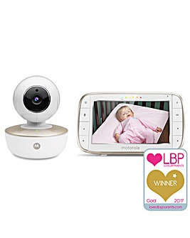 Motorola MBP855 Smart Baby Monitor