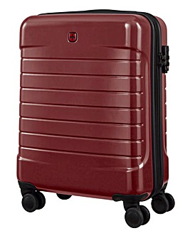 Wenger Lyne Carry-On Hard Case Red