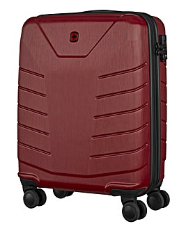 Wenger Pegasus Carry-On Hard Case Red