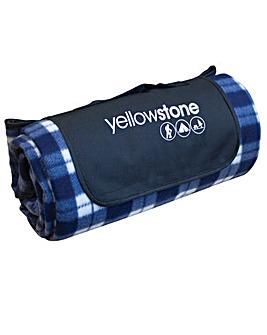 Yellowstone Luxury Fleece Picnic Rug