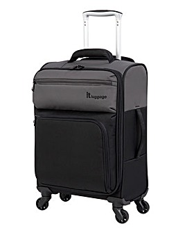IT Luggage Duo-Tone Cabin Case
