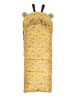 Trespass Savana Kids Novely Sleeping Bag