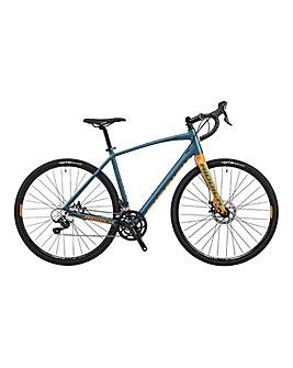 Riddick Mens 56CMX700C 18 SPD Bike