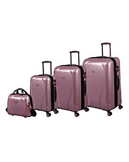IT Luggage Sparkle 4pc Set