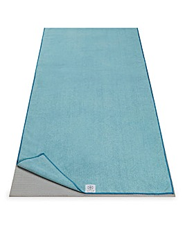 GAIAM Microfiber Yoga Mat Towel