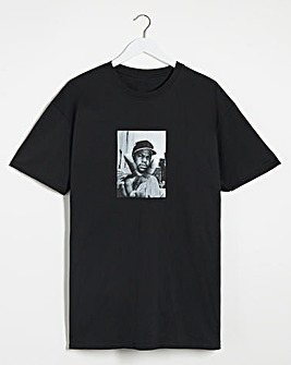Ice Cube Photo T-Shirt by Daisy Street