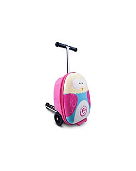 Olivia The Owl Midi Flyte Case Scooter