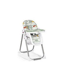 Pesto 2 Animal Friends Highchair
