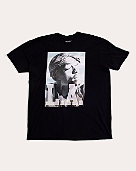 Tupac Photo T-Shirt by Daisy Street