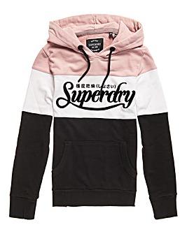 Superdry Colourblock Hoodie