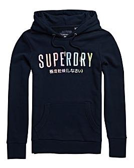 Superdry Rainbow Hoodie