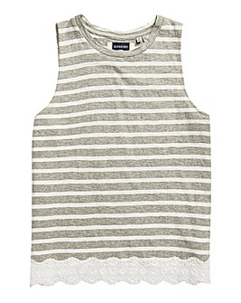Superdry Lace Mix Vest