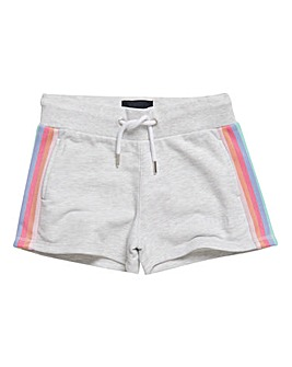 Superdry Rainbow Straight Hem Shorts