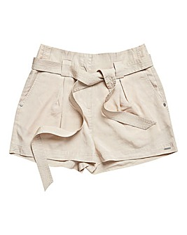 Superdry Desert Paper Bag Shorts
