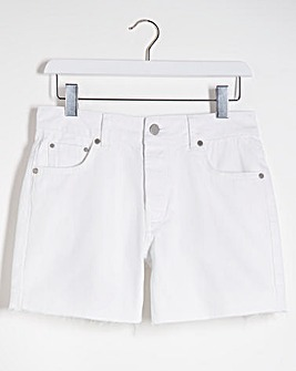 Superdry Denim Mid Length Short