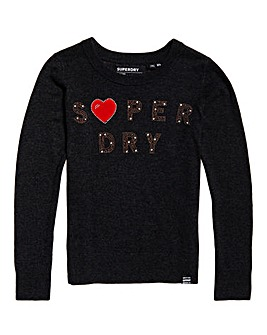 Superdry Super Gemstone Jumper