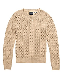 Superdry Becky Cable Knit