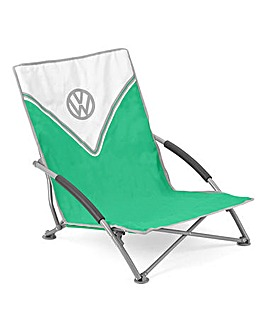 VW Low Folding Chair - Green