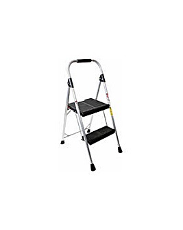 Abru Wide 2 Step Lightweight Stepstool