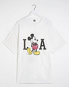 LA Mickey Mouse T-Shirt by Daisy Street