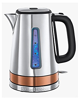 Russell Hobbs 24280 Luna Quiet Boil Copper Kettle