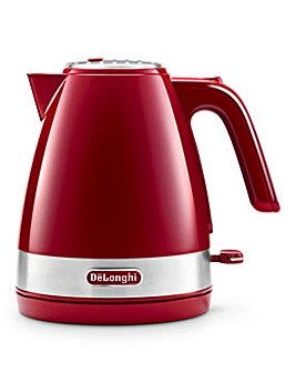 DeLonghi Active Red Kettle