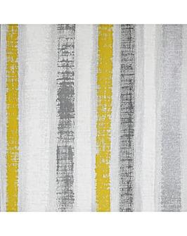 Painted Stripe Ochre & Grey WP