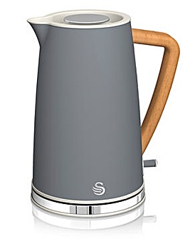 Swan Nordic Style Grey Kettle
