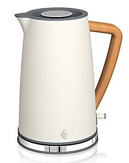 Swan Nordic White Rapid Boil Kettle