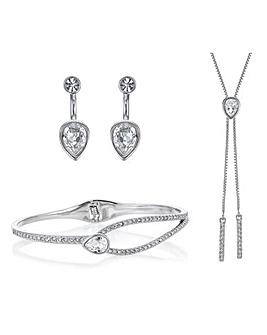 Buckley Hatton Earring, Necklace & Bangle Set