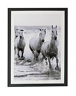 Arthouse Wild Horses Canvas