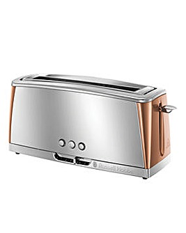 Russell Hobbs 24310 Luna Copper 2 Slice Toaster
