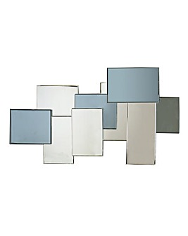 Arthouse Smoked Glass Mirror
