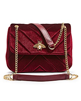 Quilted Bee Signature Bag