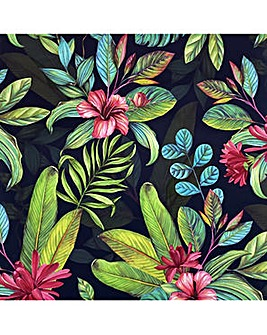 Arthouse Tropical Paradise Wallpaper