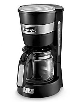 DeLonghi Black Filter Coffee Machine