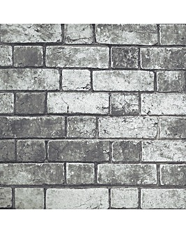 Arthouse Brickwork Wallpaper