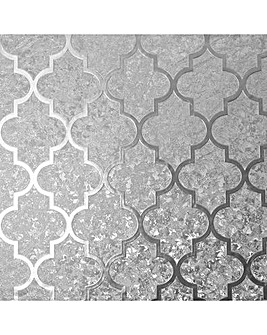 Arthouse Velvet Trellis Wallpaper