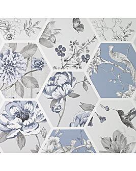Arthouse Chinoise Decoupage Wallpaper
