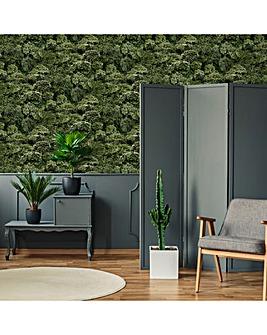 Superfresco Easy Green Forest Natural Wallpaper