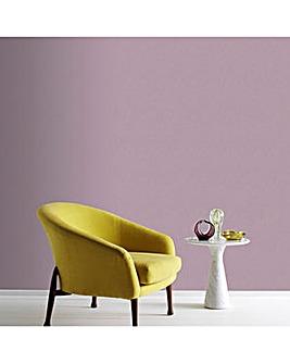 Superfresco Easy Paste the wall Textured Lynn Purple Plain Wallpaper